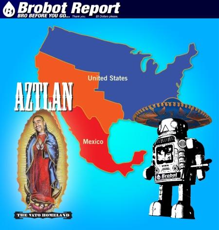 Bobby Martinez Aztlan