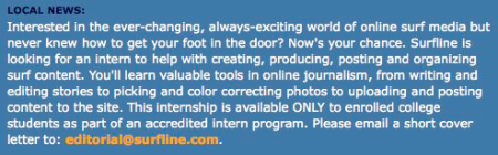 surfline job post