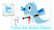 Follow Brobot on twitter